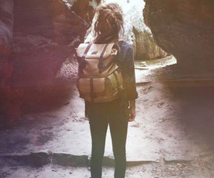 hiking, meditation, and nature image