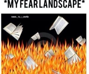 divergent, books, and fear image