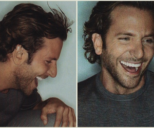 bradley cooper, smile, and sexy image
