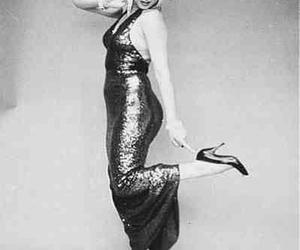 1950s, classic, and Marilyn Monroe image