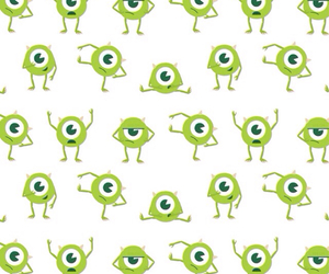 background, mike, and monsters inc image