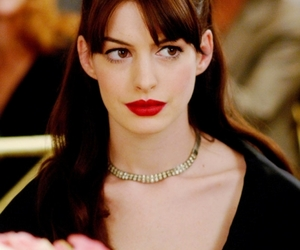 Anne Hathaway, beauty, and style image