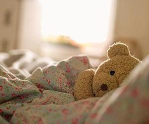 bear, teddy, and teddy bear image