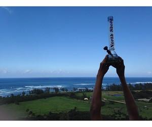 bong, hawaii, and ocean image