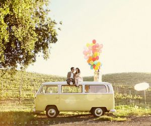 balloons, fashion, and lovely image