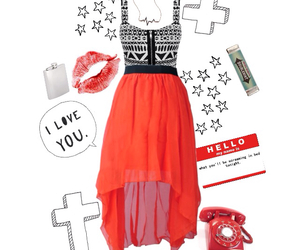 blog, Polyvore, and love image