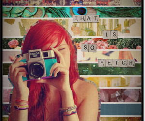 art, hair, and photography image