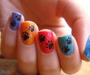 nail art, nails, and unhas image