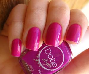 esmalte, nails, and nail polish image