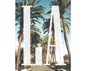 la, summer, and beach image