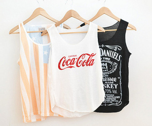 fashion, coca cola, and jack daniels image