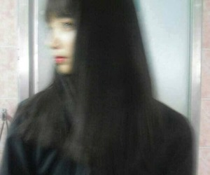 asian, photography, and hair image