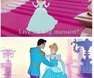 bitch, cinderella, and life image