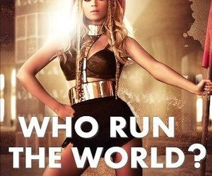my life, queen bey, and run the world image