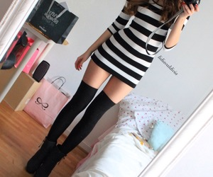 dress, inspiration, and legs image