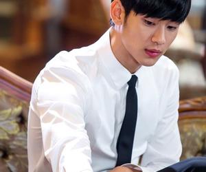 boy, korean, and kim soo hyun image