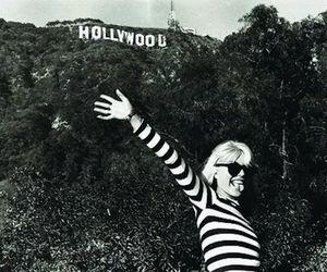 hollywood, debbie harry, and blondie image
