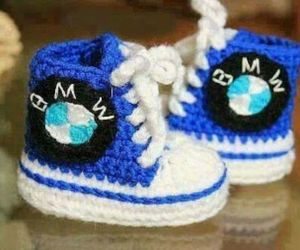 bmw, baby, and shoes image
