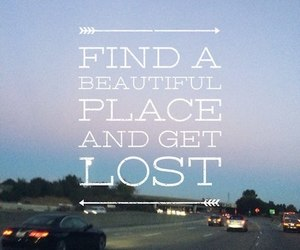 find, place, and quotation image
