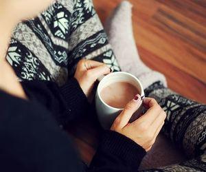 girl, invierno, and frio ah image