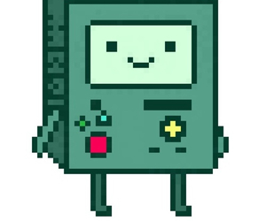 adventure time, bmo, and overlay image