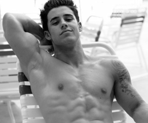 guy, Hot, and model image