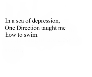 one direction, depression, and liam payne image
