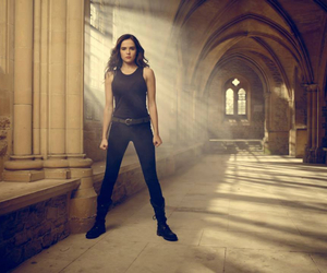 rose, vampire academy, and Zoey image