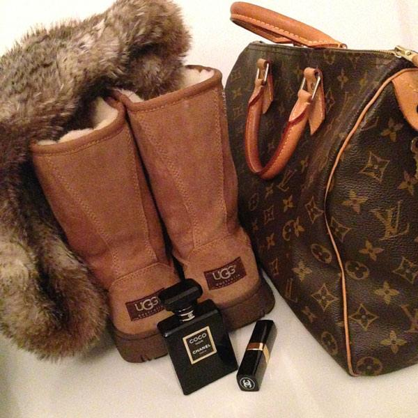 Louis Vuitton Ugg Chanel Cash Moneyyyyy On We Heart It