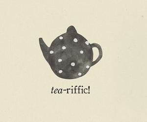 tea, teapot, and text image