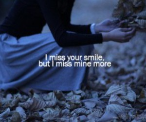smile, quotes, and miss image