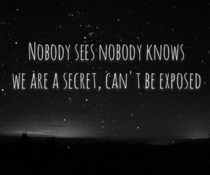 secret, dark, and exposed image