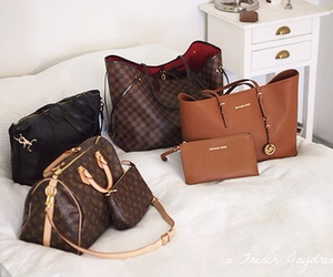 bags, luxury, and style image