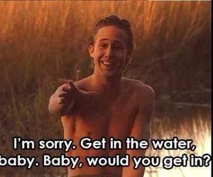 the notebook, ryan gosling, and movie image