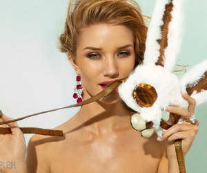 beautiful, supermodel, and bunny image