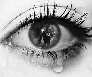cry, her, and love image