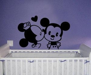baby, disney, and purple image