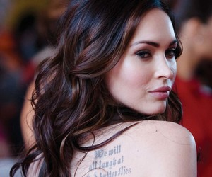 megan fox, sexy, and brunette image