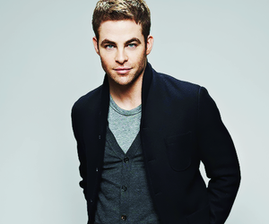 chris pine and Hot image