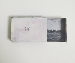 indie, she, and tumblr image