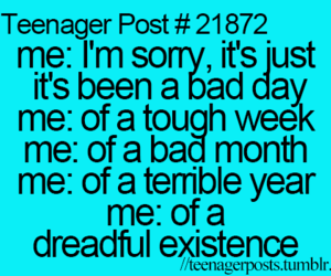 funny, mindblown posts, and teenager post image