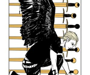 jonathan morgenstern, shadowhunters, and the mortal instruments image