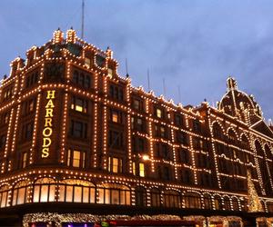 beautiful, harrods, and london image