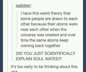 OMG, science, and text image