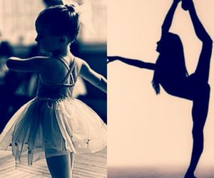 ballet, daughter, and girl image