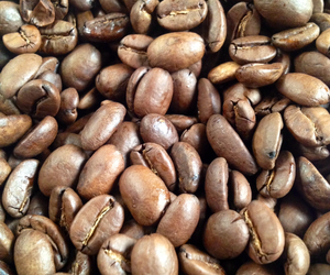 beans, lovely, and coffe image