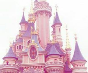 castle, pastel, and cute image