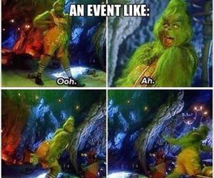 funny, grinch, and lol image