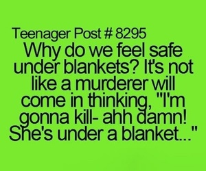 funny, lol, and blanket image