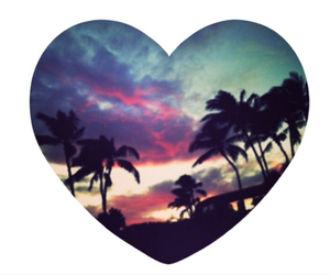 colorful and heart image